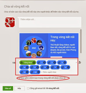 tăng follow g+