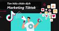 Tìm hiểu chiến dịch marketing hiệu quả trên tiktok