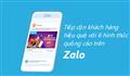 Tiếp cận khách hàng hiệu quả với 6 hình thức quảng cáo trên Zalo