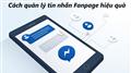 Hướng dẫn cách quản lý tin nhắn Fanpage hiệu quả