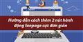Hướng dẫn cách thêm nút hành động trên Fanpage cực đơn giản