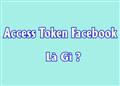 Cách lấy mã token facebook