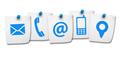 Quét email sđt liên hệ của page