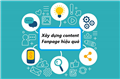 Cách lập kế hoạch Content Fanpage hiệu quả trong kinh doanh online