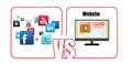 Website hay mạng xã hội, nền tảng nào bán hàng hiệu quả ?