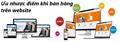 Tìm hiểu ưu nhược điểm khi bán hàng online trên website