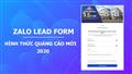Kinh nghiệm chạy quảng cáo Zalo Form tiết kiệm ngân sách hiệu quả