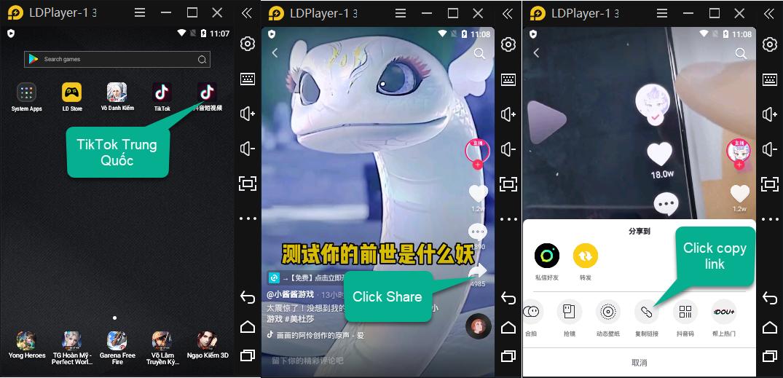 Lập lịch copy video từ douyin về tài khoản TikTok – TikTokPlus 3