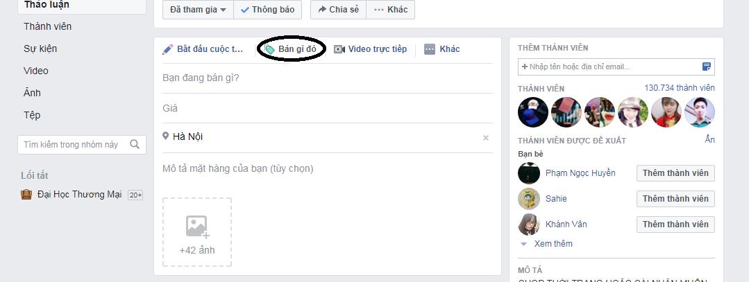 Tăng lượng khách hàng trên facebook cá nhân nhờ thủ thuật đăng bài.